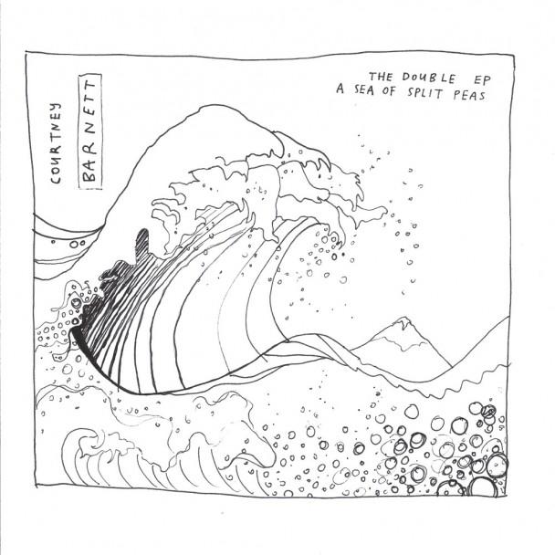 Courtney-Barnett-The-Double-EP-A-Sea-Of-Split-Peas-608x608