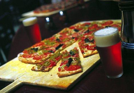 KRTCAMPUS FOOD ITALIAN PIZZA CHICAGO
