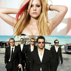 Backstreet Boys Avril