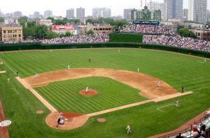 Chicago Cubs Season Preview - Wrigley Field - Wikimedia Commons
