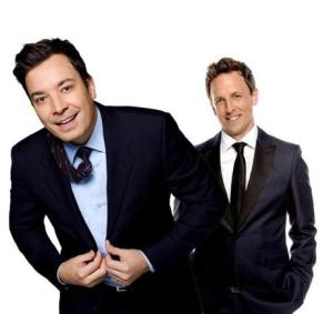 jimmy fallon seth meyers