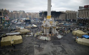OP-ED Indepence Square - Ukraine