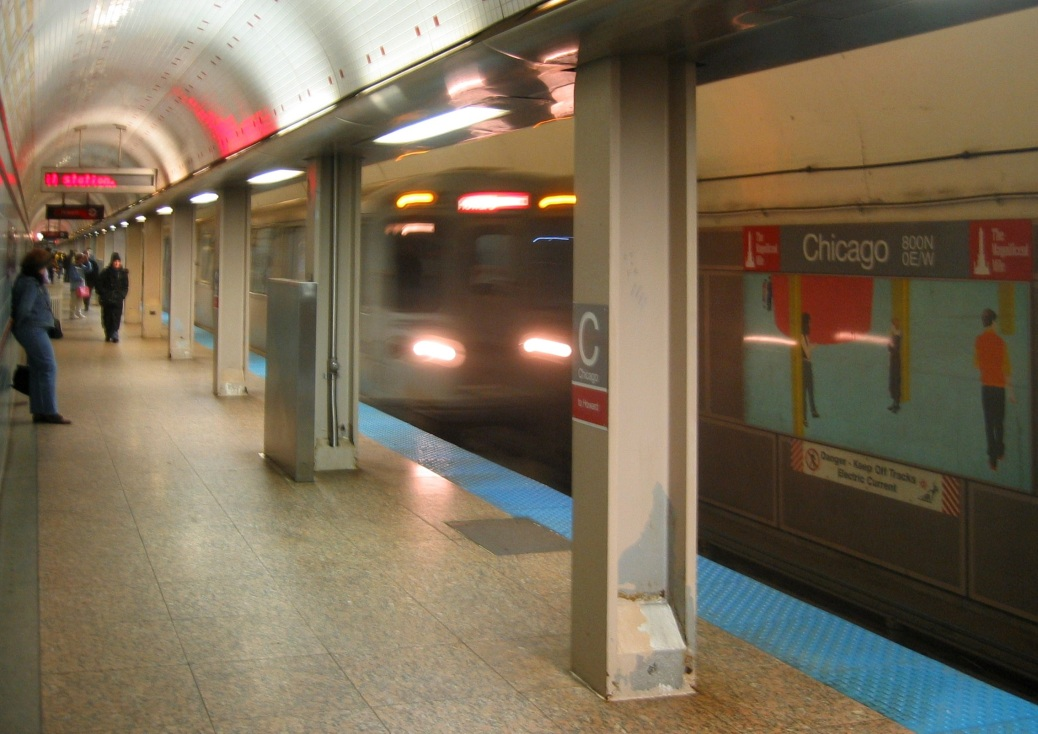 CTA Red Line - Wikimedia Commons