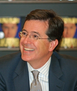 Stephen Colbert responds to Twitter - Stephen Colbert - Wikimedia Commons