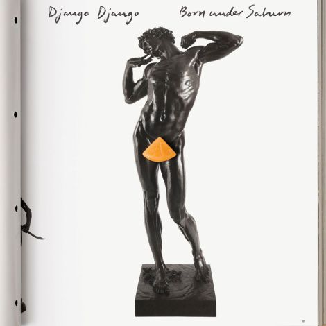 Django Django revel in stagnant bliss on 'Saturn'