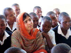 """Malala Yousafzai, an 18-year-old advocate for women's right to education, recently had a documentary made about her life by Davis Guggenheim, the director of """"An Inconvenient Truth"""" and """"Waiting for Superman."""""""