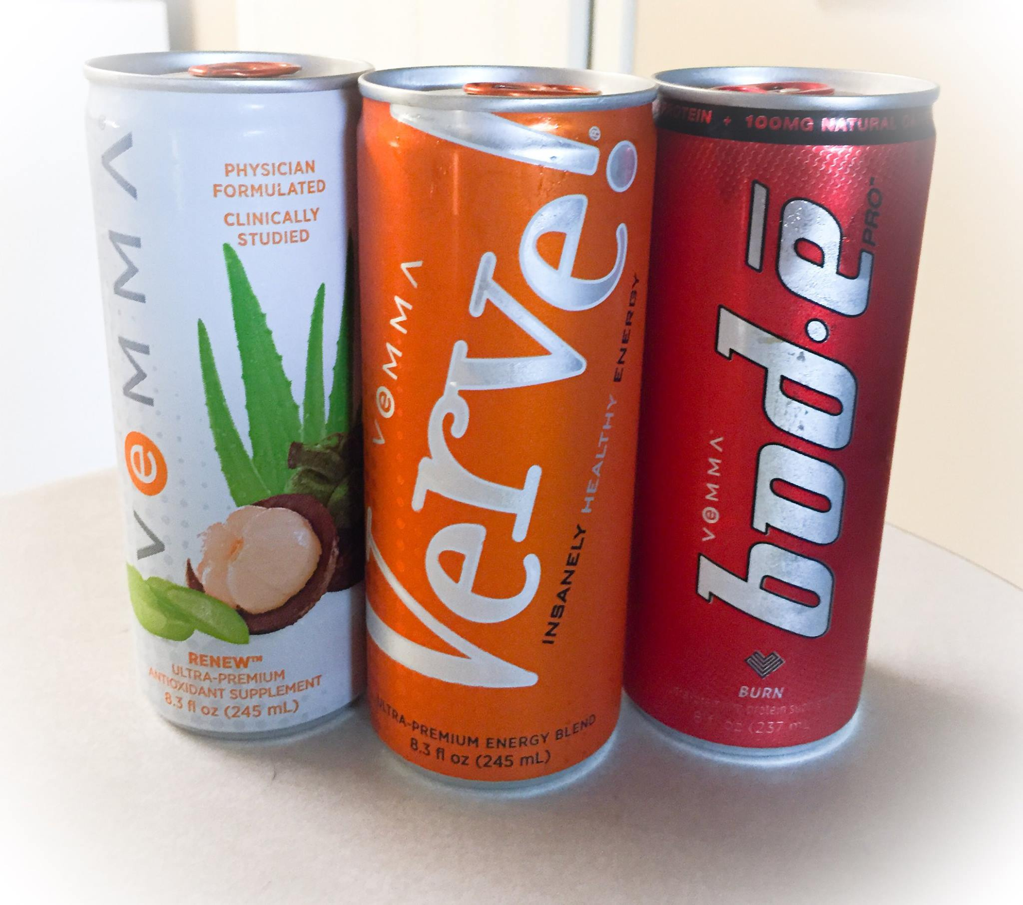 Energy drink company targets college students in pyramid scheme |