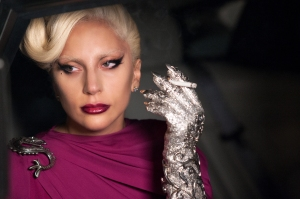 "Lady Gaga as the Countess in ""American Horror Story: Hotel."" (Suzanne Tenner/FX/TNS)"