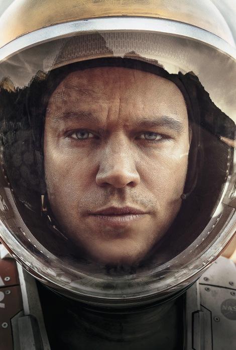 """The Martian."" (20th Century Fox)"