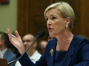 Planned Parenthood President Cecile Richards testified before the House Oversight Committee on Sep. 29.