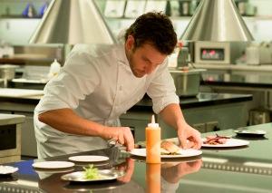 "Bradley Cooper in ""Burnt."" (Alex Bailey/The Weinstein Company)"