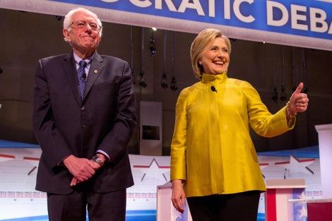 Democratic Presidential Debate in Milwaukee