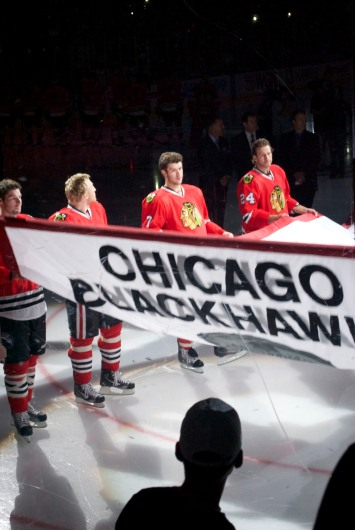 Winning streak prepares Blackhawks for another title run
