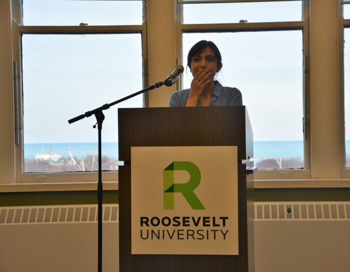 MFA reading series continues with tale from Otessa Moshfegh