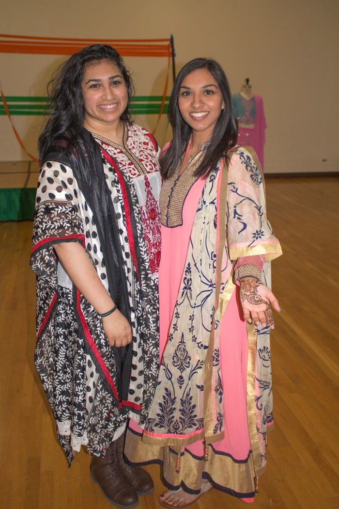 Students celebrate culture during SPEED's Bollywood Night
