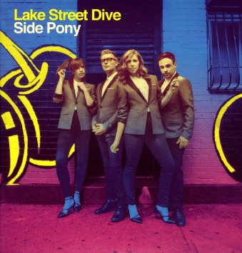 Lake Street Dive's 'Side Pony' melds genres to create harmony.tiff