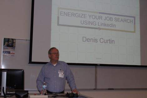 LinkedIn Denis Curtin