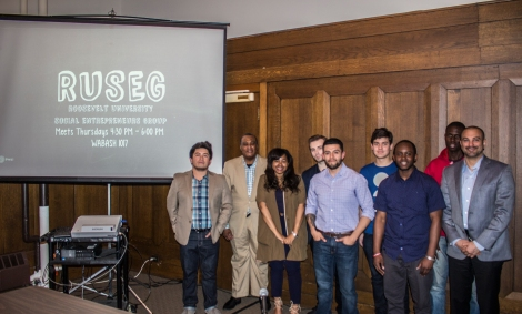 New student org combines social change with business model