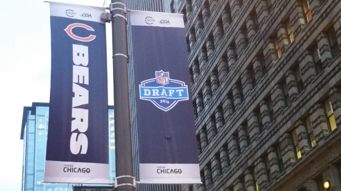 Students react to return of NFL Draft to campus