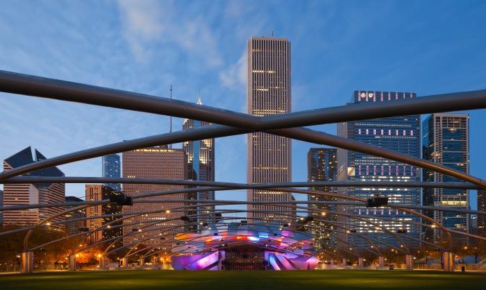 Summer activities are abound in Chicago