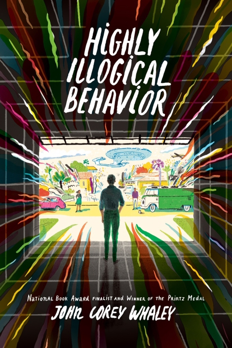 """Highly Illogical Behavior"" offers a deeper understanding of mental illness to readers. Photo courtesy of Google Books."