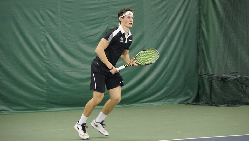 Greg Couch, RU's new tennis coach, is ready to start the season