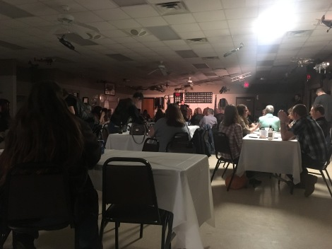 comedy show raises money for veterans