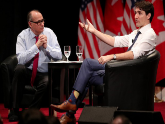 Trudeau's visit may ease investment channels